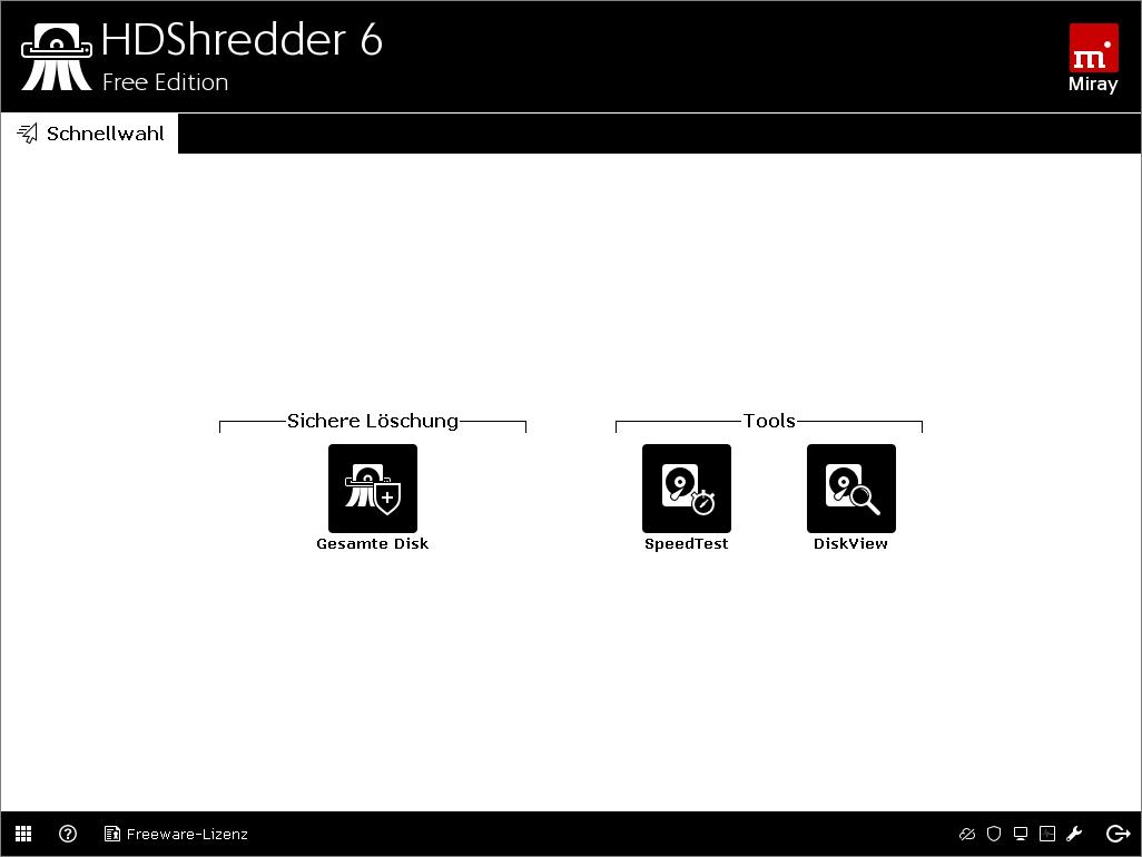 HDShredder Free Edition